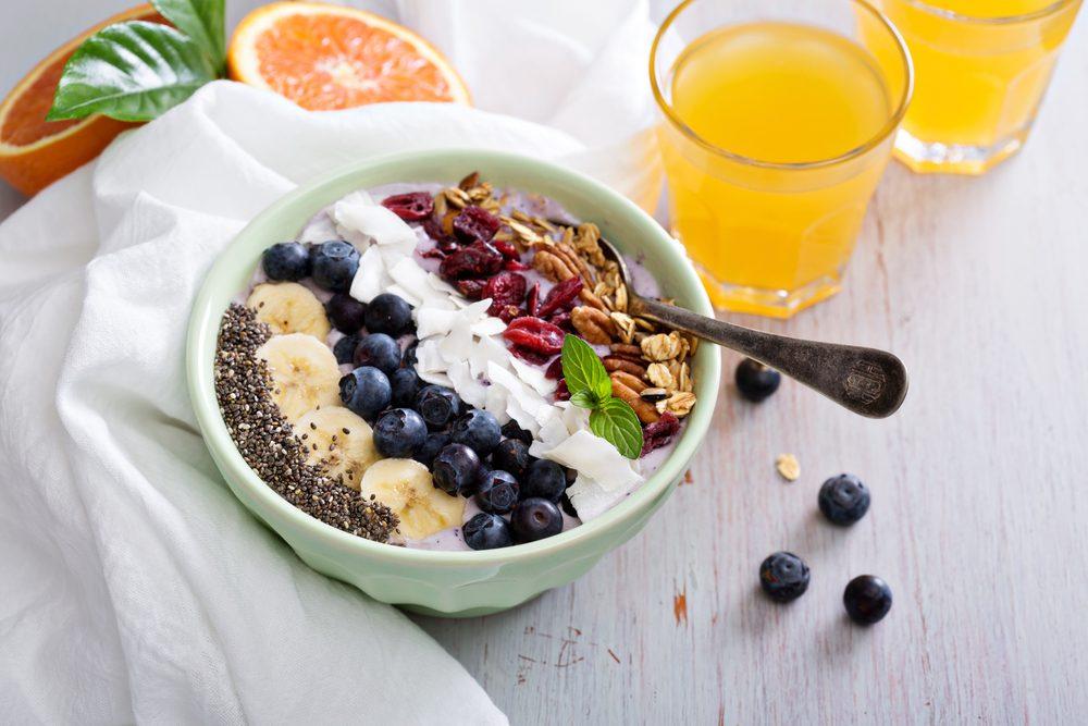 Нужно ли завтракать? Фитнес-клуб Зарядка