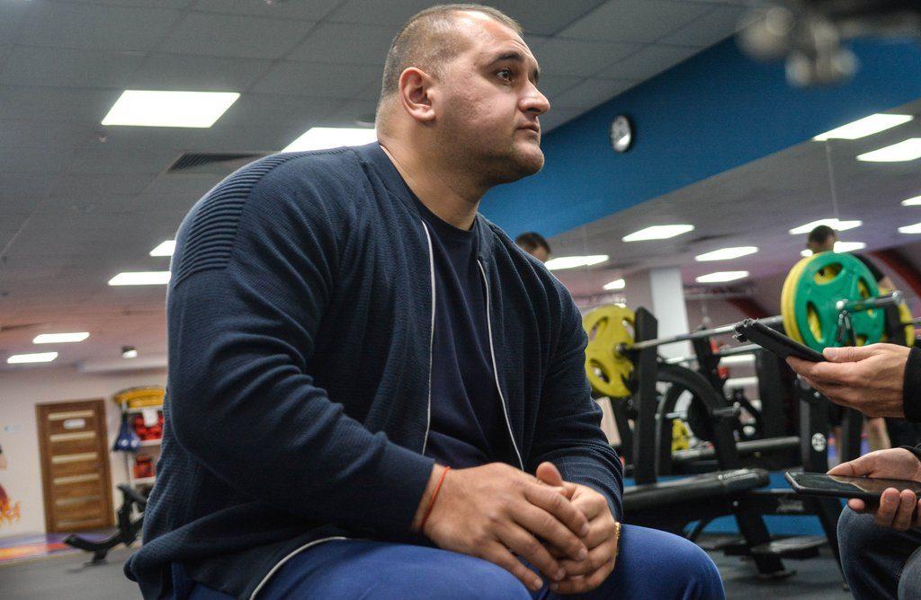 Большое интервью Руслана Албегова. Екатеринбург фитнес-клуб Зарядка