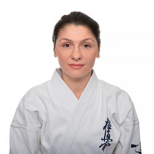 Тренер Яна Лапина фитнес-клуб Екатеринбург
