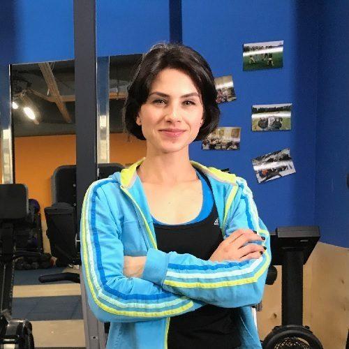 Дарья Лепинских