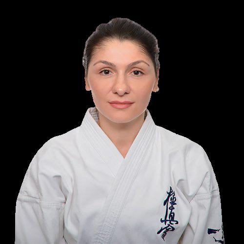 Яна Лапина. фитнес-клуб Зарядка Екатеринбург