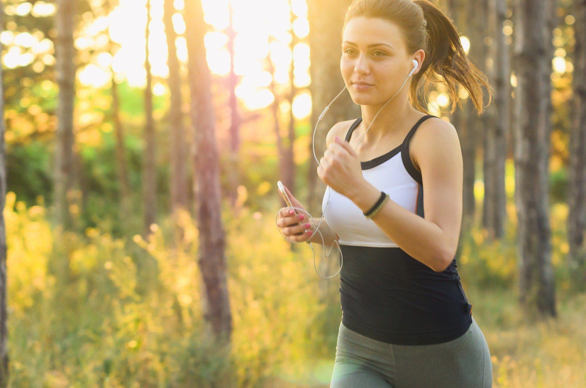 Оздоровительный бег. Контроль интенсивности