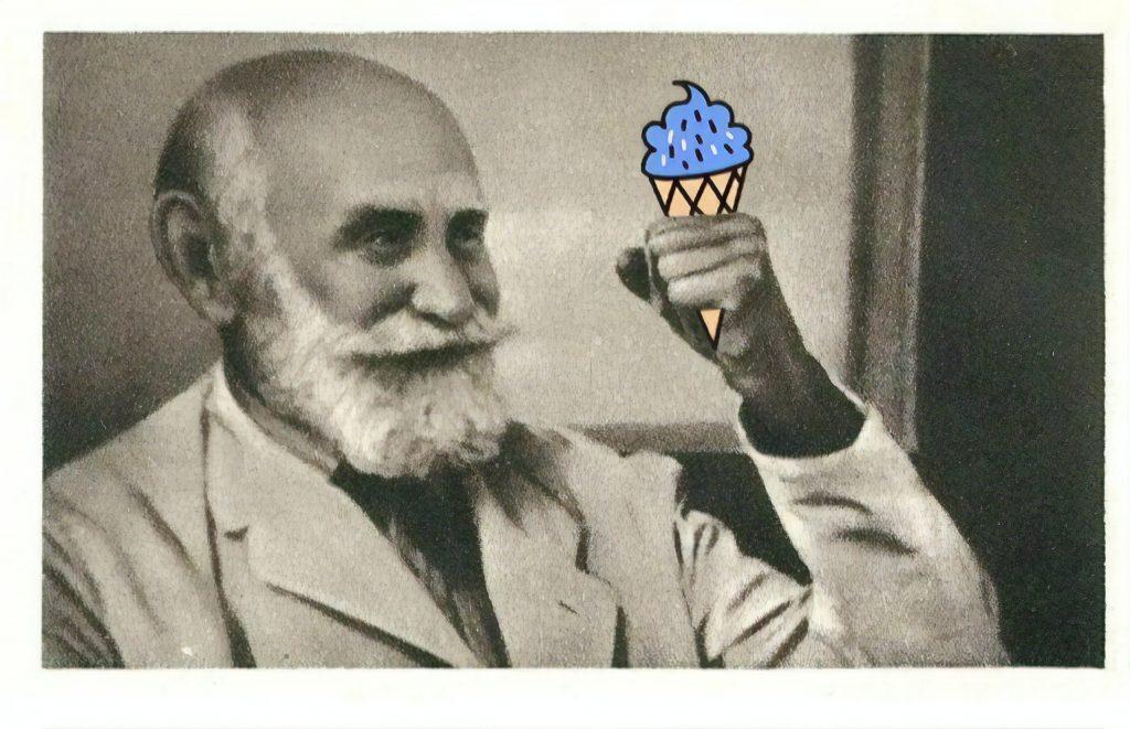 Павлов проверяет привычки на сладкое